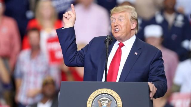 Politik USA Die Feigheit der Republikaner ist Trumps größter Trumpf