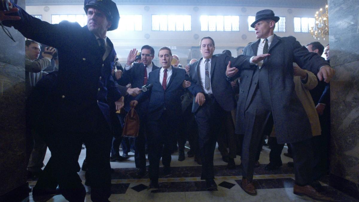 """""""The Irishman"""" im Kino: Wahnsinnig beeindruckend"""