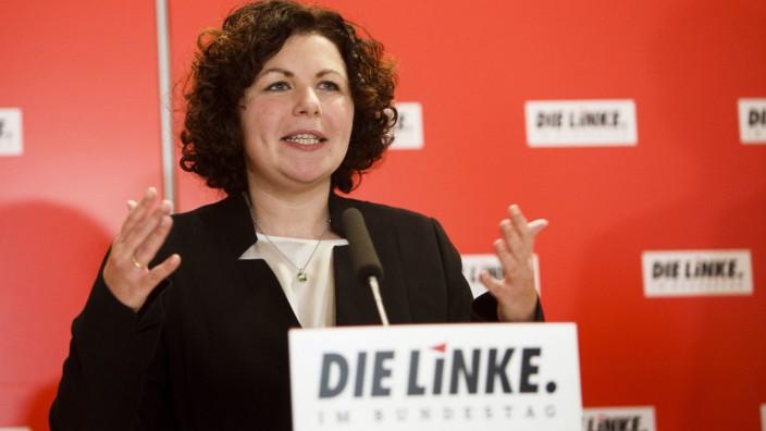 Amira Mohamed Ali Linksfraktion im Bundestag