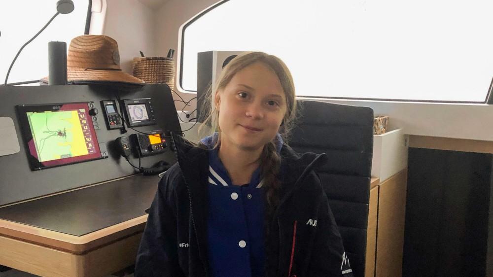 """Greta Thunberg: Auf der """"La Vagabonde"""" nach Europa"""