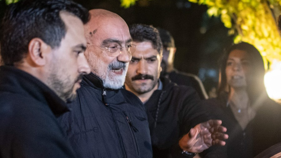 Ahmet Altan erneut verhaftet
