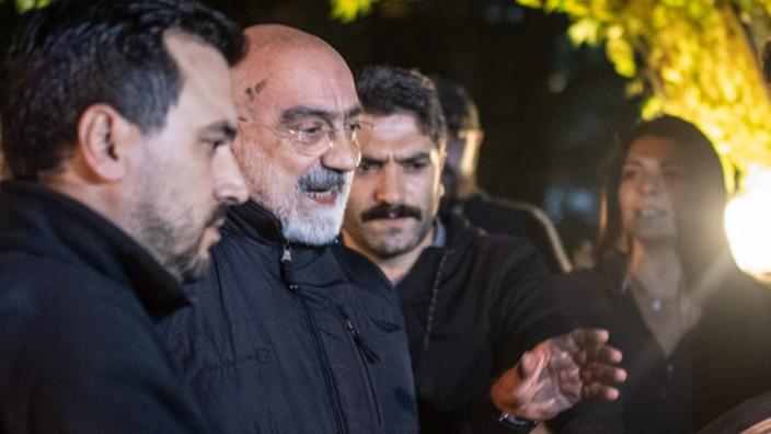 Türkei - Ahmet Altan erneut verhaftet