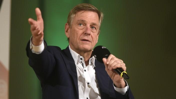 Wahrheit und Journalismus: Claus Kleber vom ZDF spricht an der LMU München
