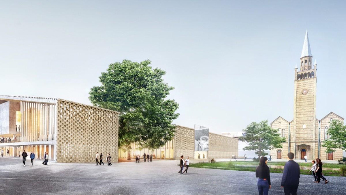 Museum der Moderne - Immer größer