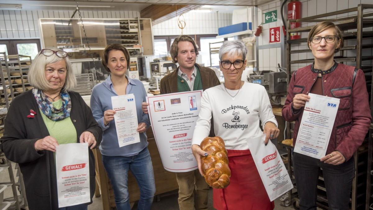 Gilching - Eine Tüte Hilfe - Süddeutsche Zeitung