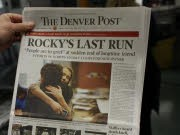 Denver Post Rocky Mountain News