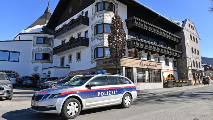 Nordische Ski-WM Seefeld - Doping-Skandal