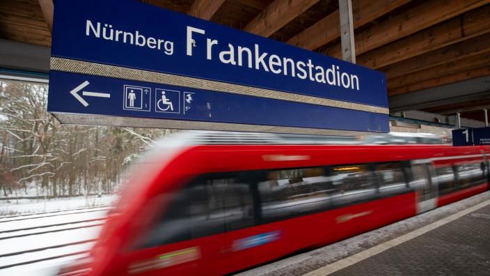 Beginn Prozess um tödlichen Streit an S-Bahnhof in Nürnberg