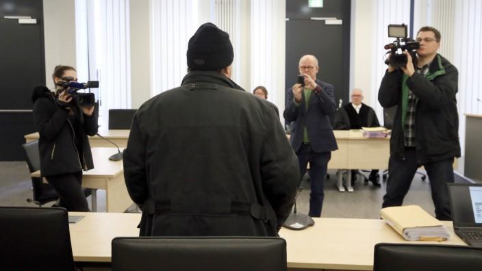 Prozess gegen früheren Richter