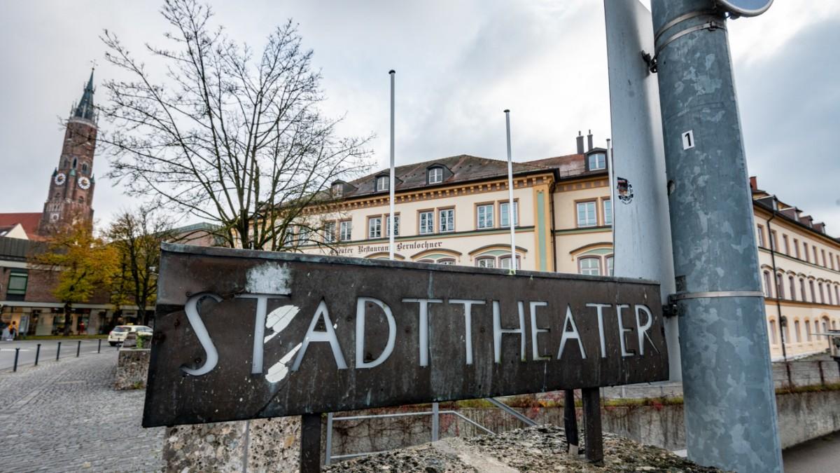 Landshut - Theatersanierung wird fortgesetzt - Süddeutsche Zeitung