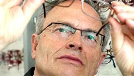 Günther Fielmann, dpa