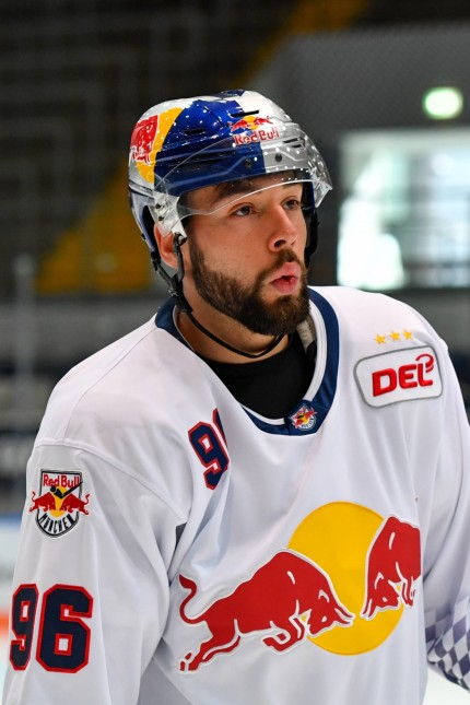 Ice hockey Eishockey DEL RB Muenchen training start MUNICH GERMANY 15 AUG 19 ICE HOCKEY DE; Eishockey