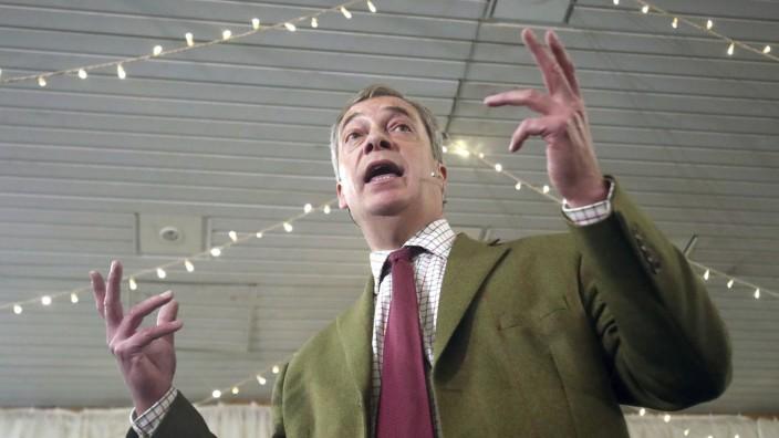 Labour-Chef schließt Koalitionsregierung nach Wahl aus