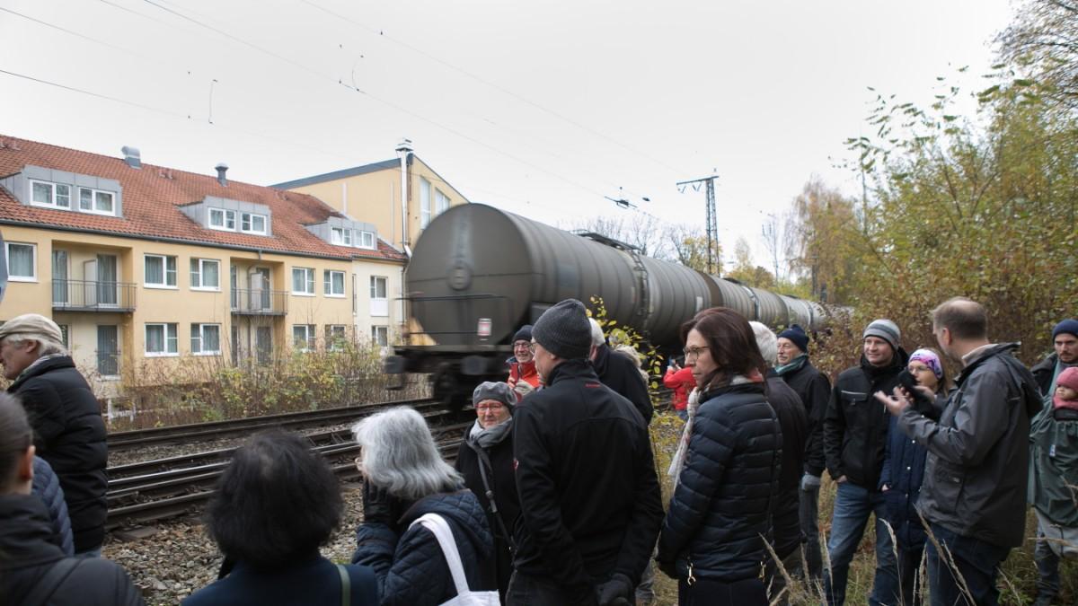 Münchner Osten: harsche Kritik an Ausbauplänen der Bahn