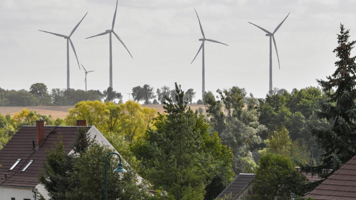 Windkraft: Grüne kritisieren neue Abstandsregeln