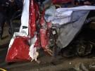 Güterzug rammt Kleintransporter in Hamburg: ein Verletzter (Vorschaubild)