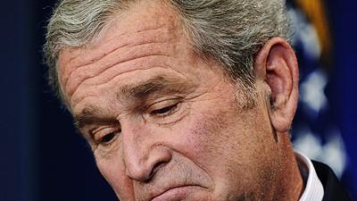 Bushs Bilanz