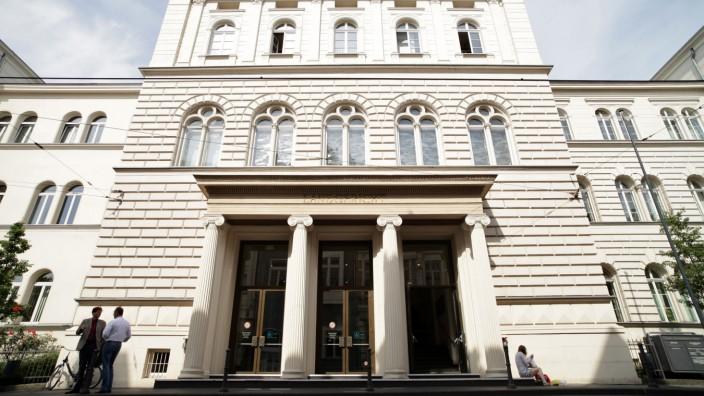 Prozess am Landgericht in Bonn
