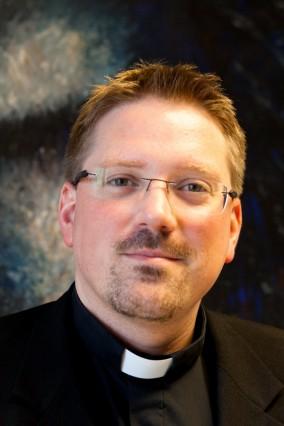Stadtjugendpfarrer Tobias Hartmann