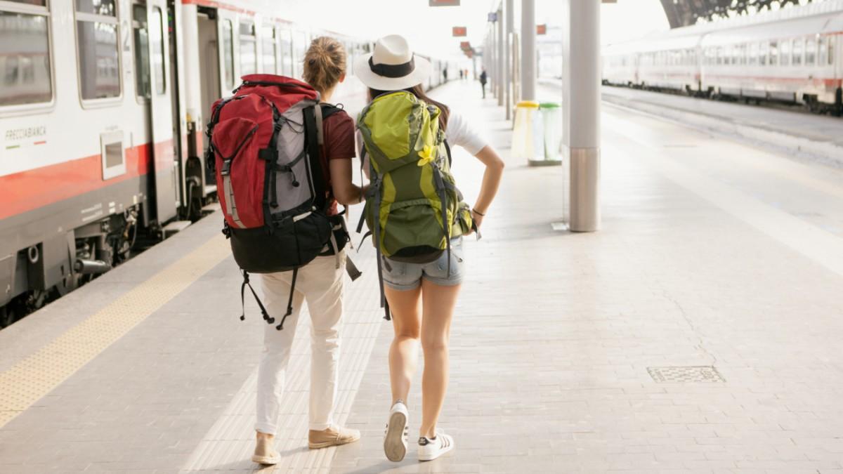 Interrail: Europa mit der Bahn