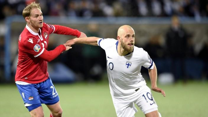 Euro 2020 - Group J Qualification - Finland v Liechtenstein