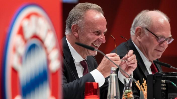 Fc Bayern Sprüche Der Jahreshauptversammlung Sport Szde