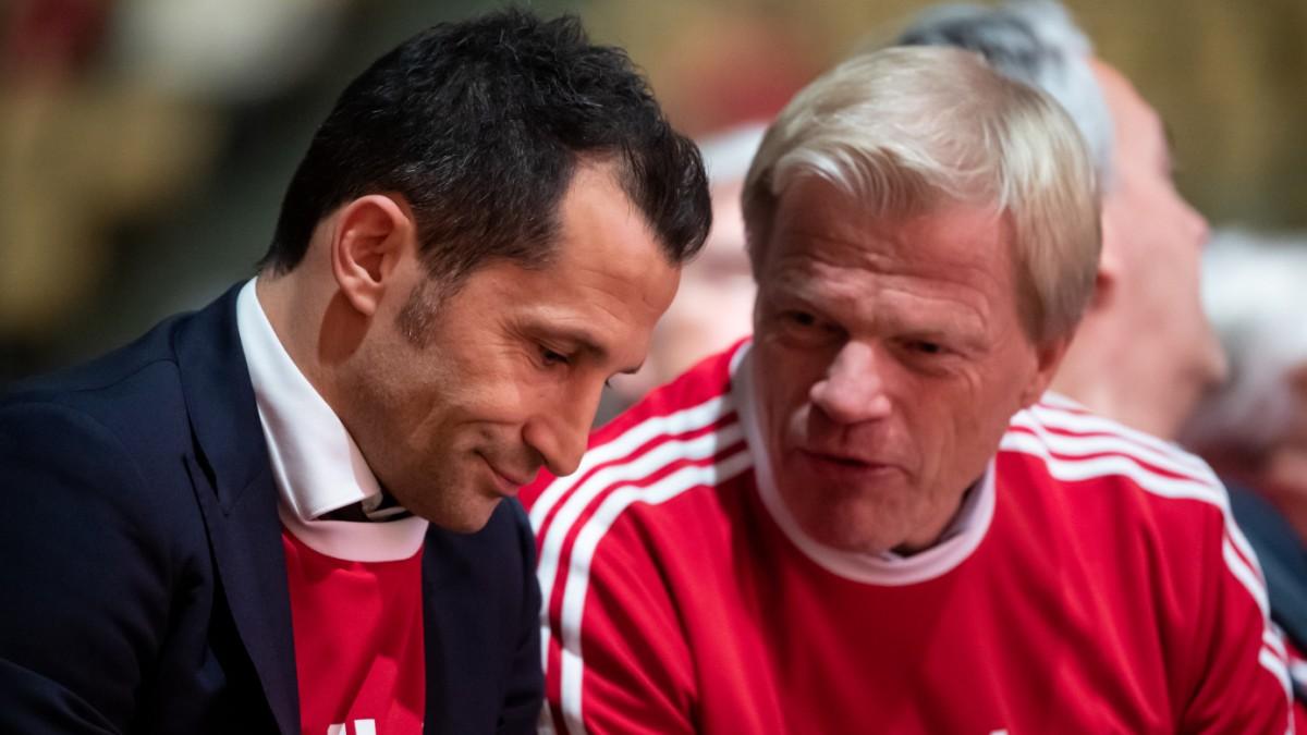 FC Bayern: Lorbeeren für Kahn, Kritik für Salihamidzic