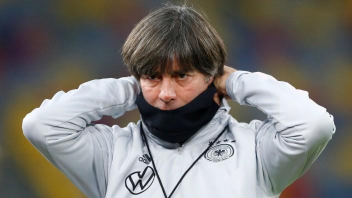 Euro 2020 Qualifier - Germany Training