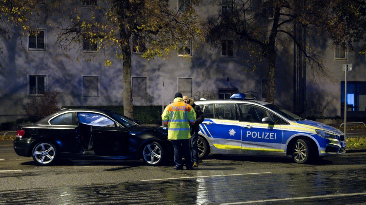 Raserunfall in München: Haftbefehl wegen Mordes