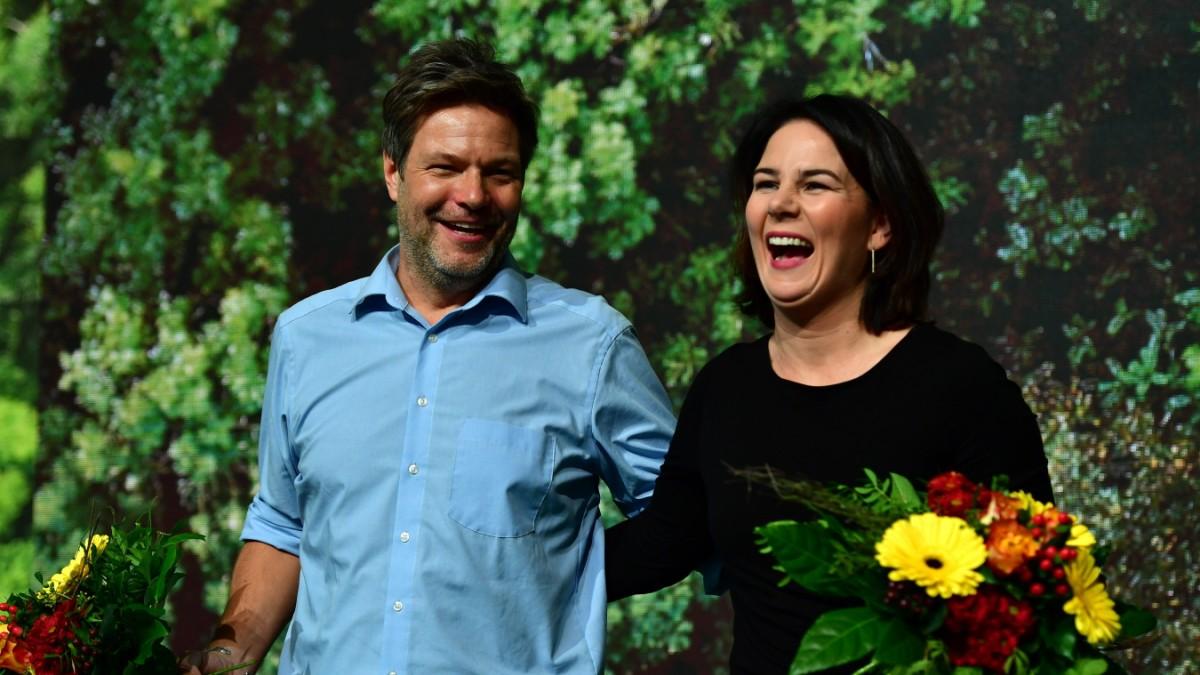 Grünen Parteitag in Bielefeld - Große Erwartungen