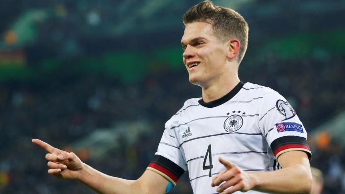 Euro 2020 Qualifier - Group C - Germany v Belarus