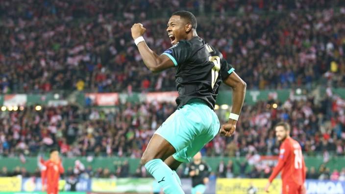 Osterreich Bei Der Em Best Of Bundesliga Sport Sz De