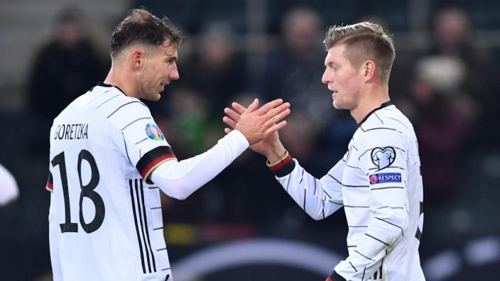 4 0 Gegen Weissrussland Deutschland Fahrt Zur Em Sport Sz De