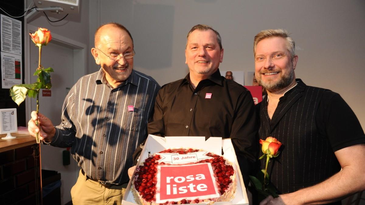 München: 30 Jahre Rosa Liste
