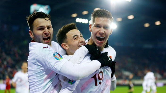 Euro 2020 Qualifier - Group D - Switzerland v Georgia