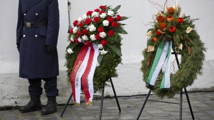 Fürstenfeldbruck -Gedenkfeier für die Opfer von Krieg und Gewalt