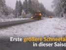 Wintereinbruch in der Eifel (Vorschaubild)