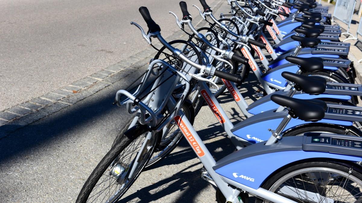 Mobilität in München: Stadt setzt auf weitere Leihräder