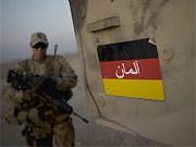 Grünen-Parteitag, Afghanistan-Einsatz Bundeswehr ddp