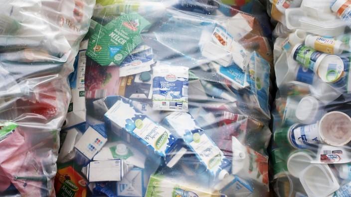 Leichtverpackung-Abgabe des AWB