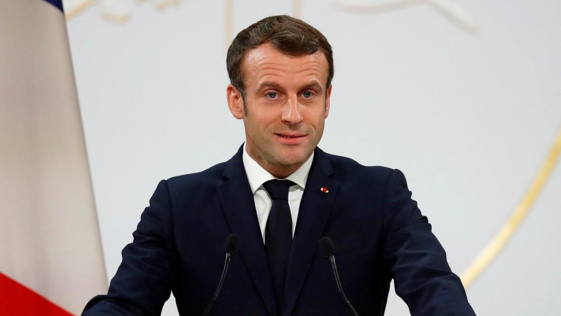 EU-Erweiterung: Macron will Beitritte bremsen