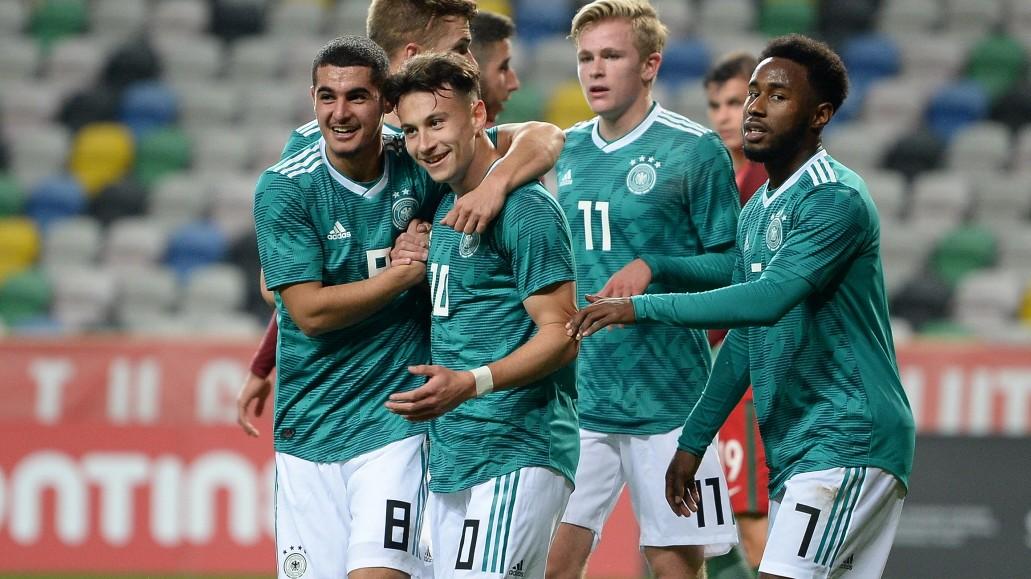 DFB-Junioren: Wer spielen will, geht in die Niederlande