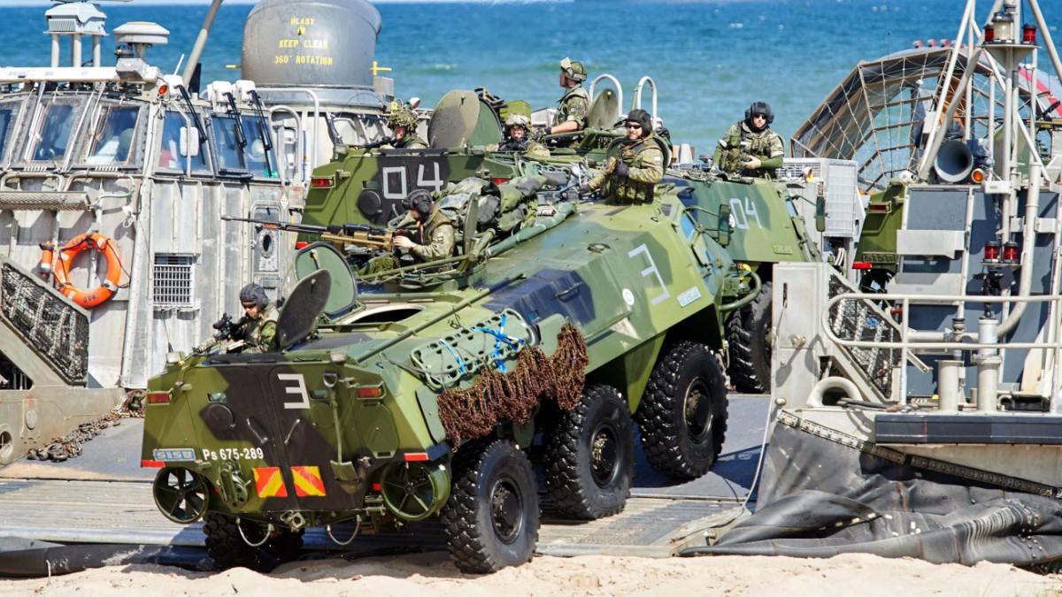 Nato: Europa ist von den USA abhängig