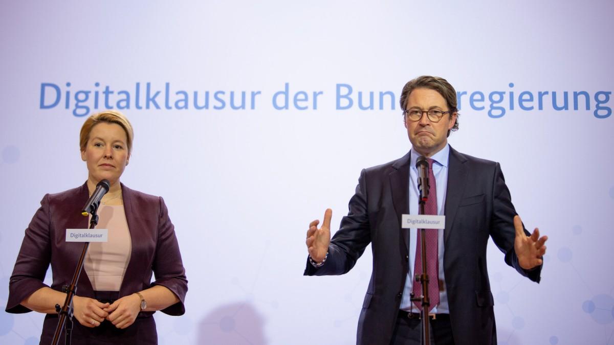 Stilles Entsetzen bei der SPD