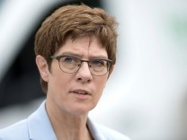 Kramp-Karrenbauer vor CDU-Parteitag