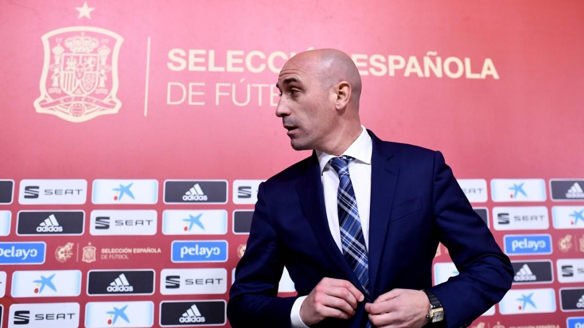 Spaniens Fußballverband - Wieder Trainer-Tränen