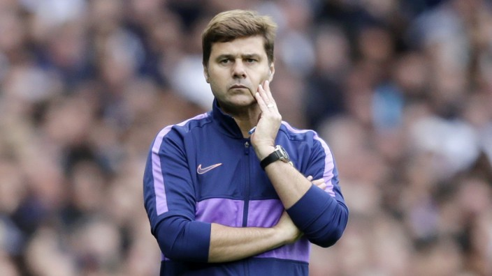 (FILE) Spurs Sack Manager Mauricio Pochettino