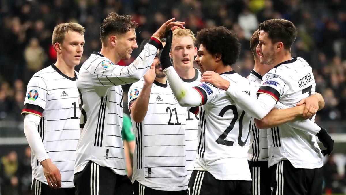 DFB-Team beendet EM-Qualifikation als Gruppenerster