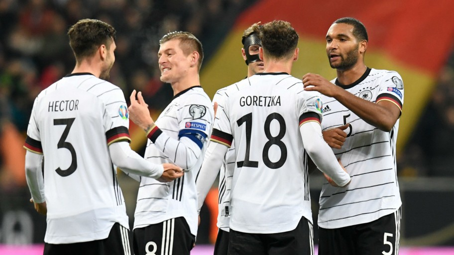 DFB-Elf: Bemerkenswerter Abend zum Abschluss