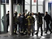 Ein Toter nach Messerstichen in Berliner Privatklinik